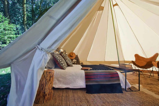 The Most Romantic Spots in California | Glamping com