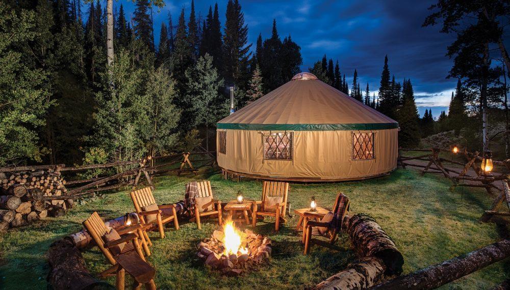 Yurts Glamping Com Yurts are $120.00 a night. yurts glamping com