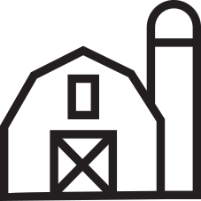 Barns & Farmhouses