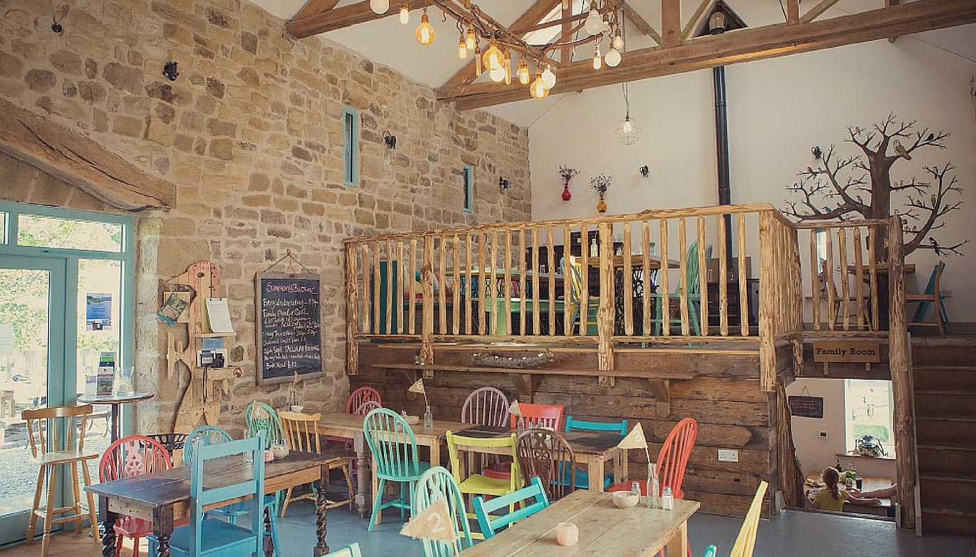 The Cafe At Bivouac