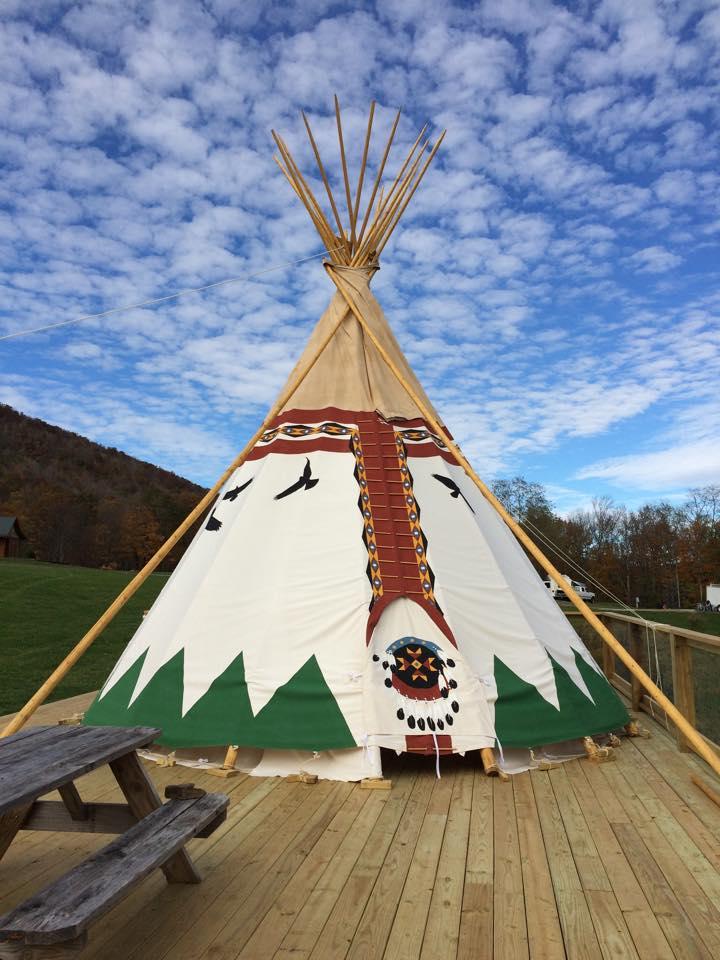 Blue Bear Mountain Camp In North Carolina, United States | Glamping com