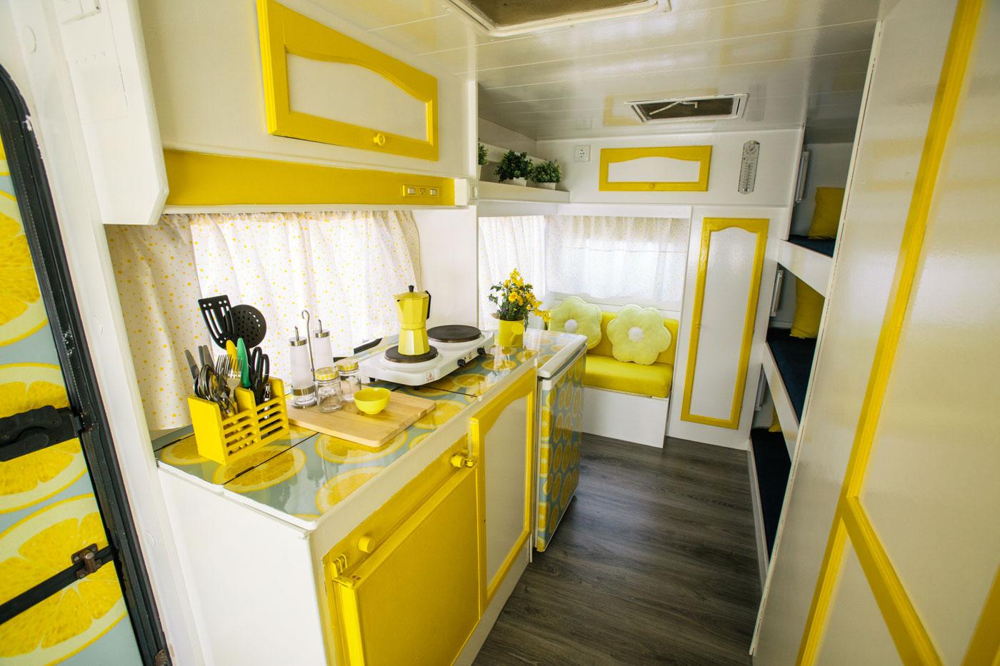 Camping miramar - Casas decoradas por dentro ...