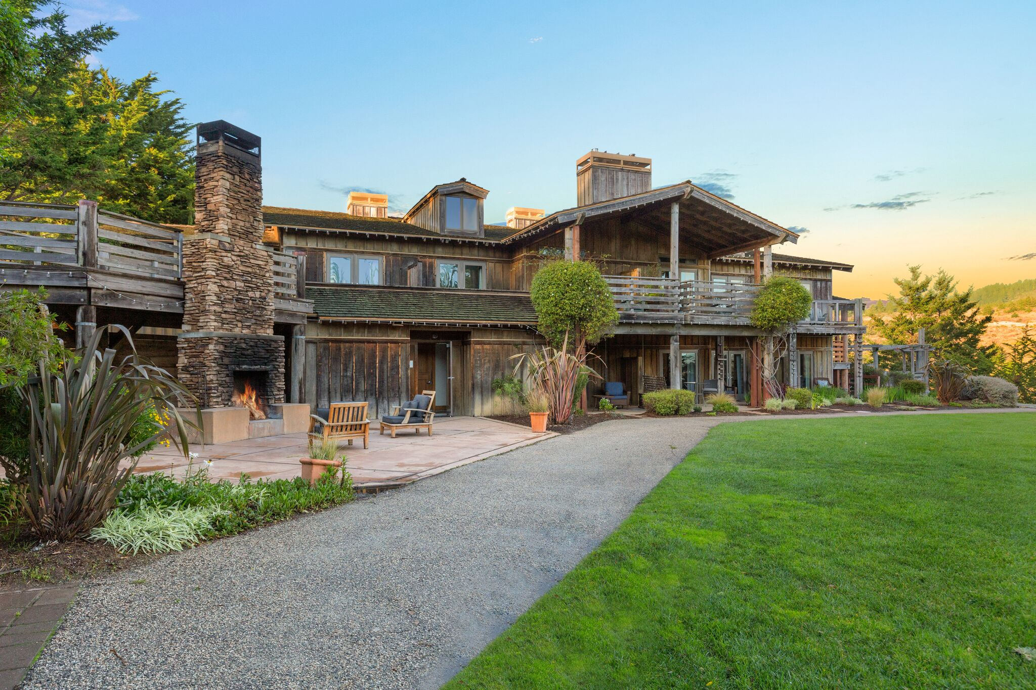 Costanoa Lodge and Resort
