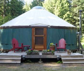 Yurts   Glamping.com