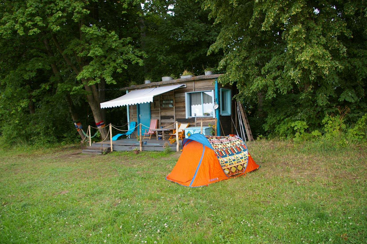 Glamping at Meadow