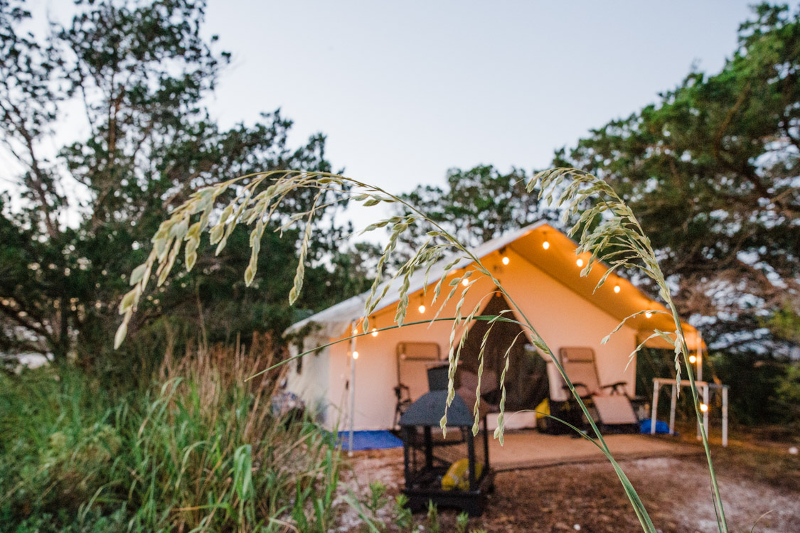 Little Raccoon Key- Exclusive Private Island Glamping