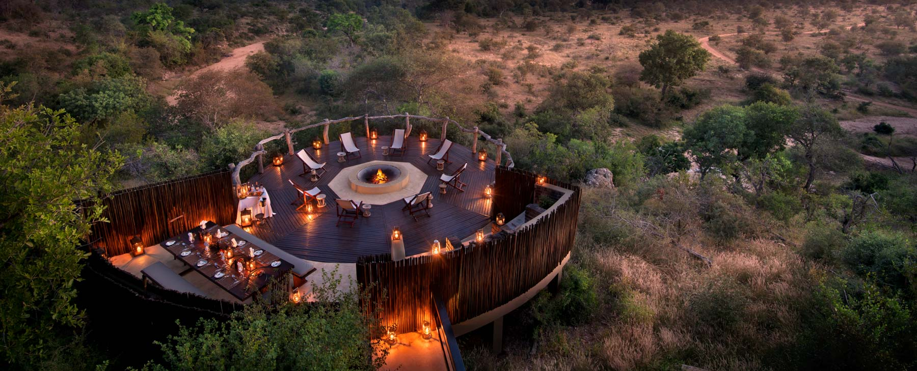 Makumu Private Luxury Game Lodge