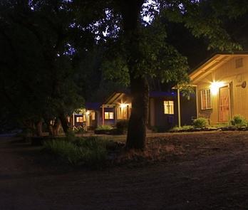 Glamping Types Cabins
