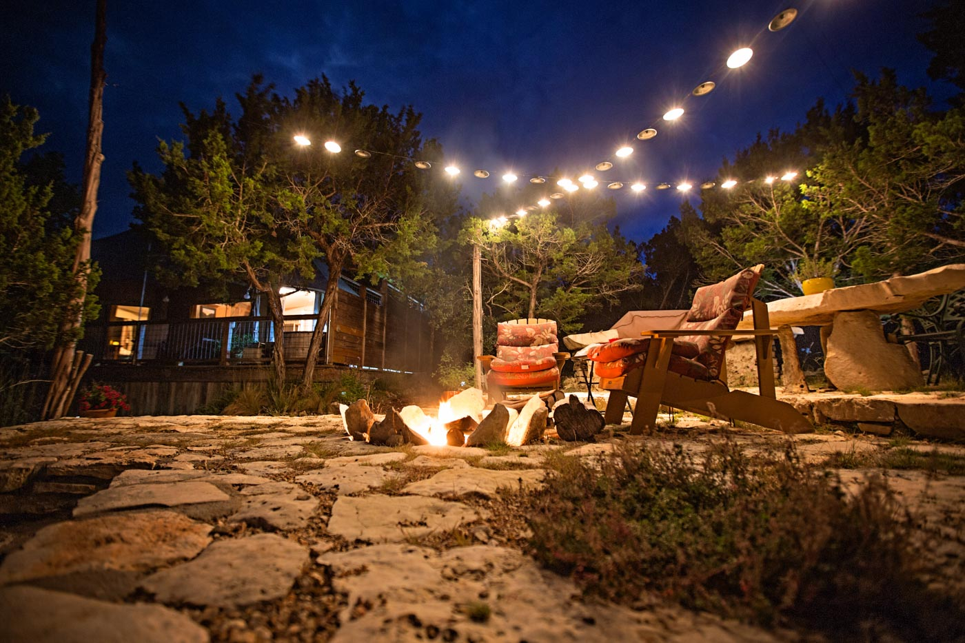Sinya On Lone Man Creek In Texas United States Glamping Com