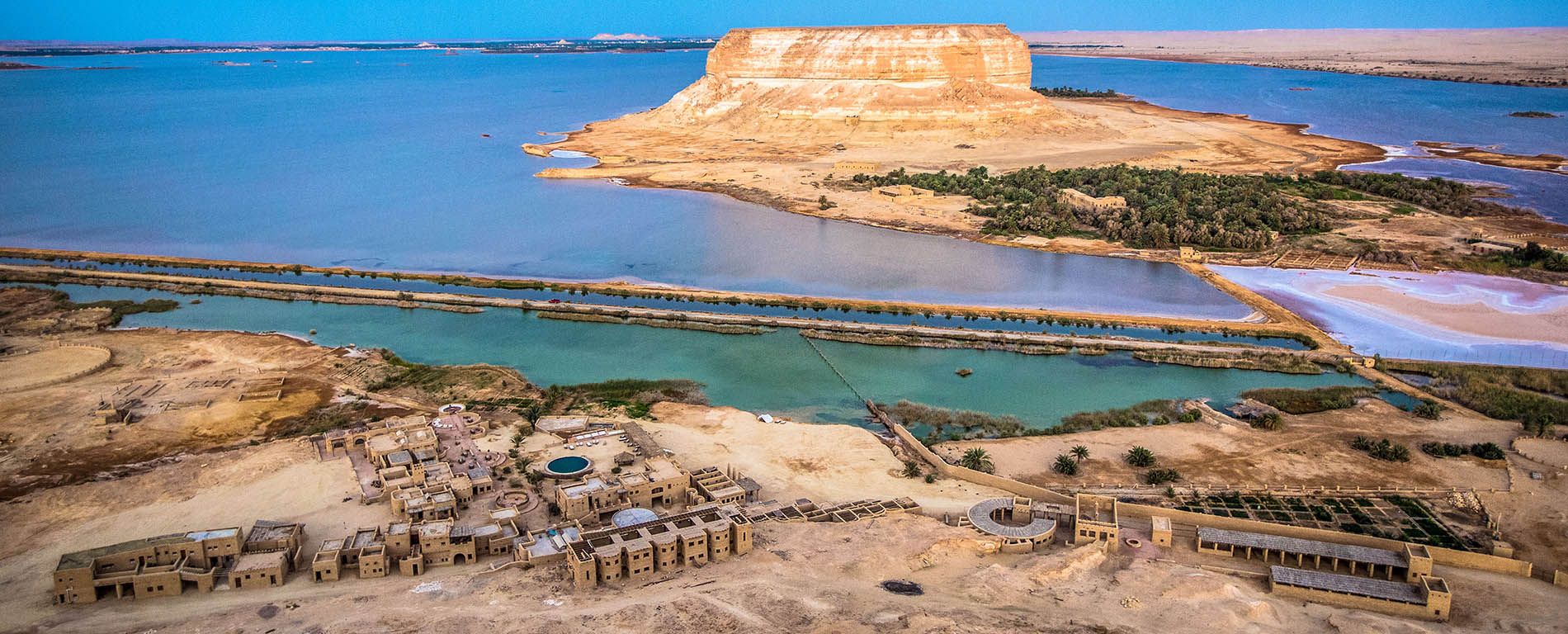 Taziry Ecolodge Siwa In Qesm Siwah Egypt Glamping Com