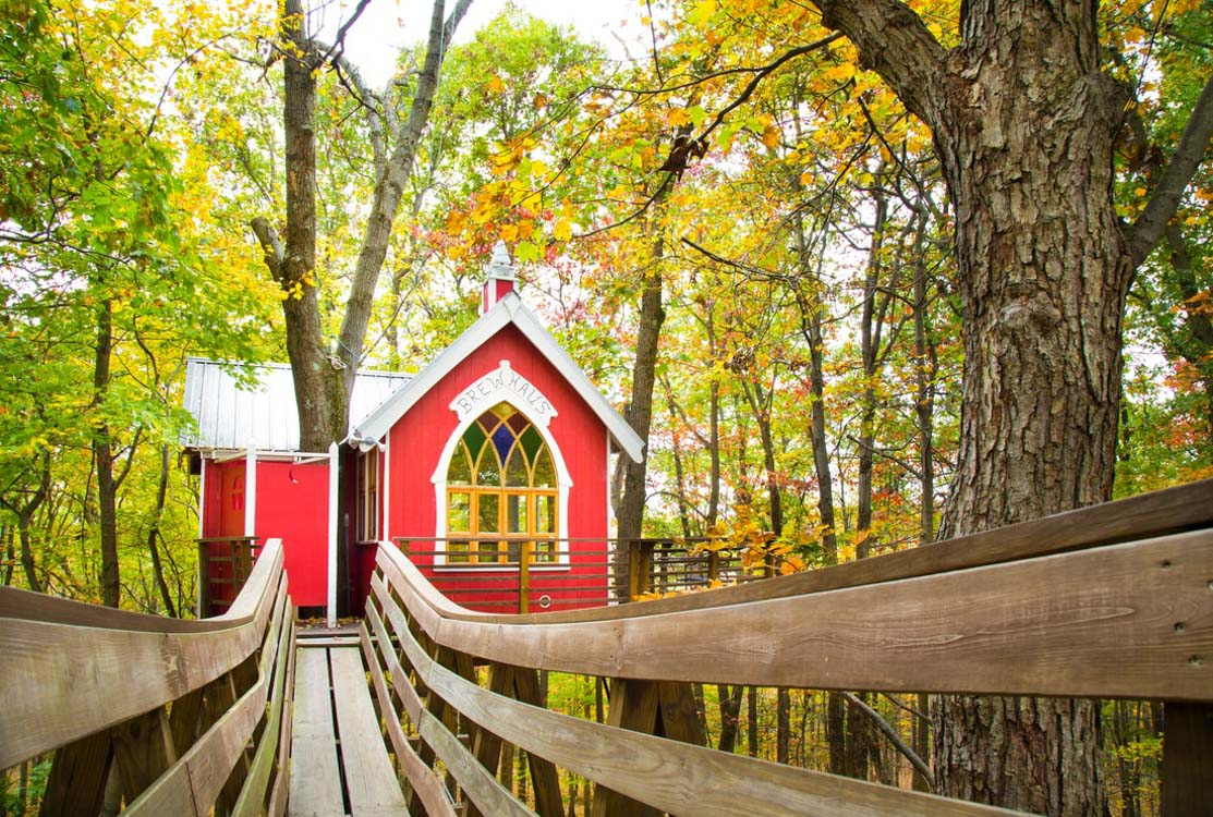 The Mohicans Treehouse Glamping Com