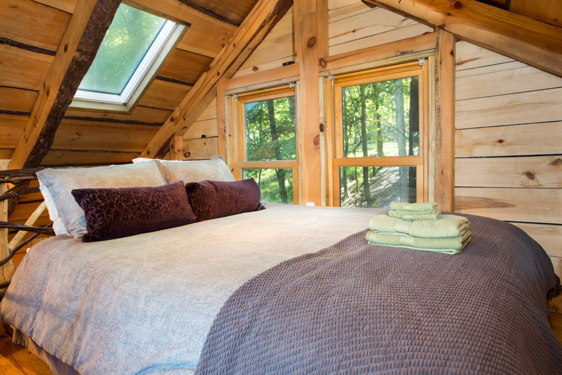 The Mohicans Treehouse | Glamping.com