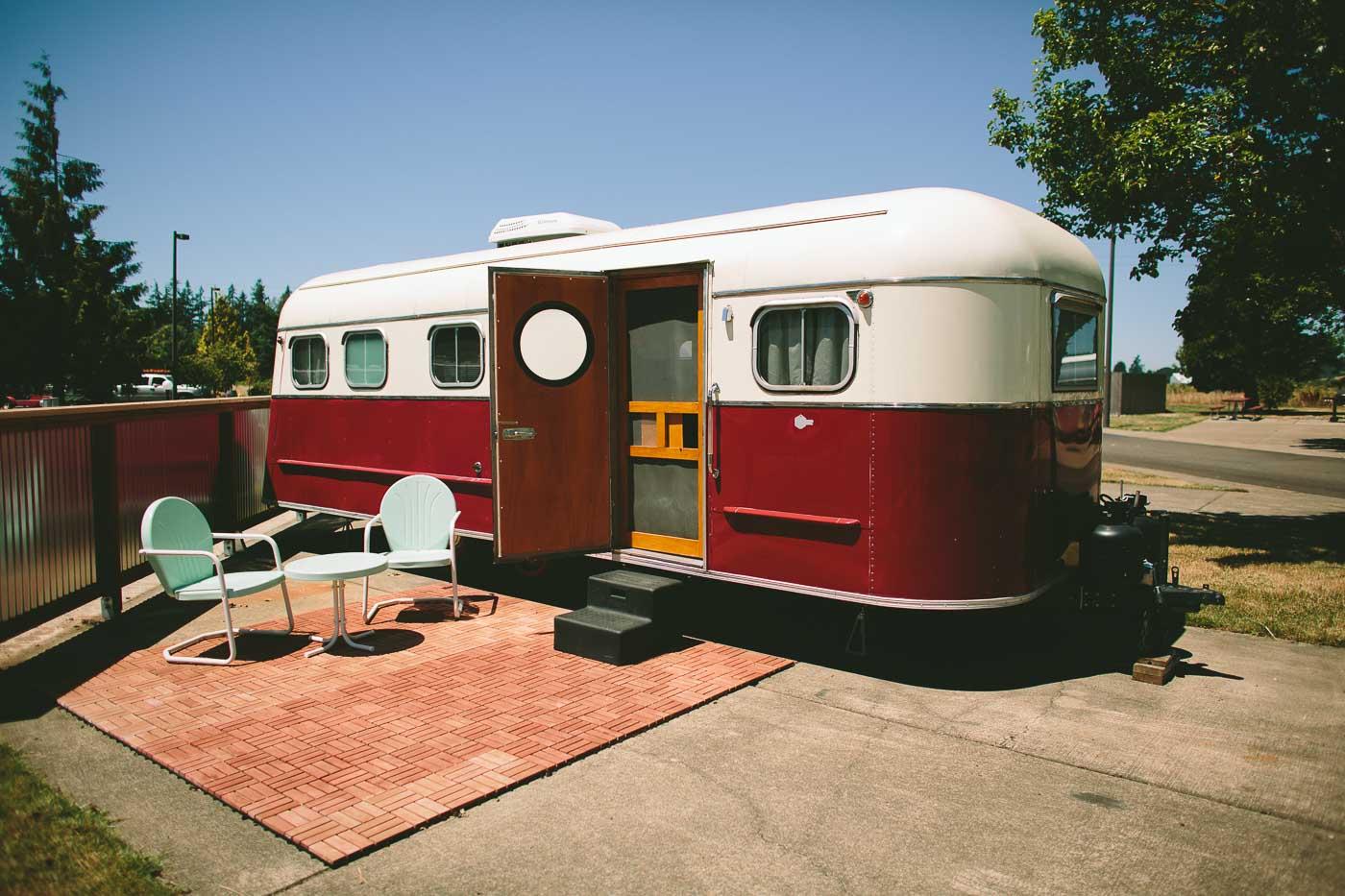 Vintage Trailer Resort >> The Vintages Trailer Resort In Oregon United States