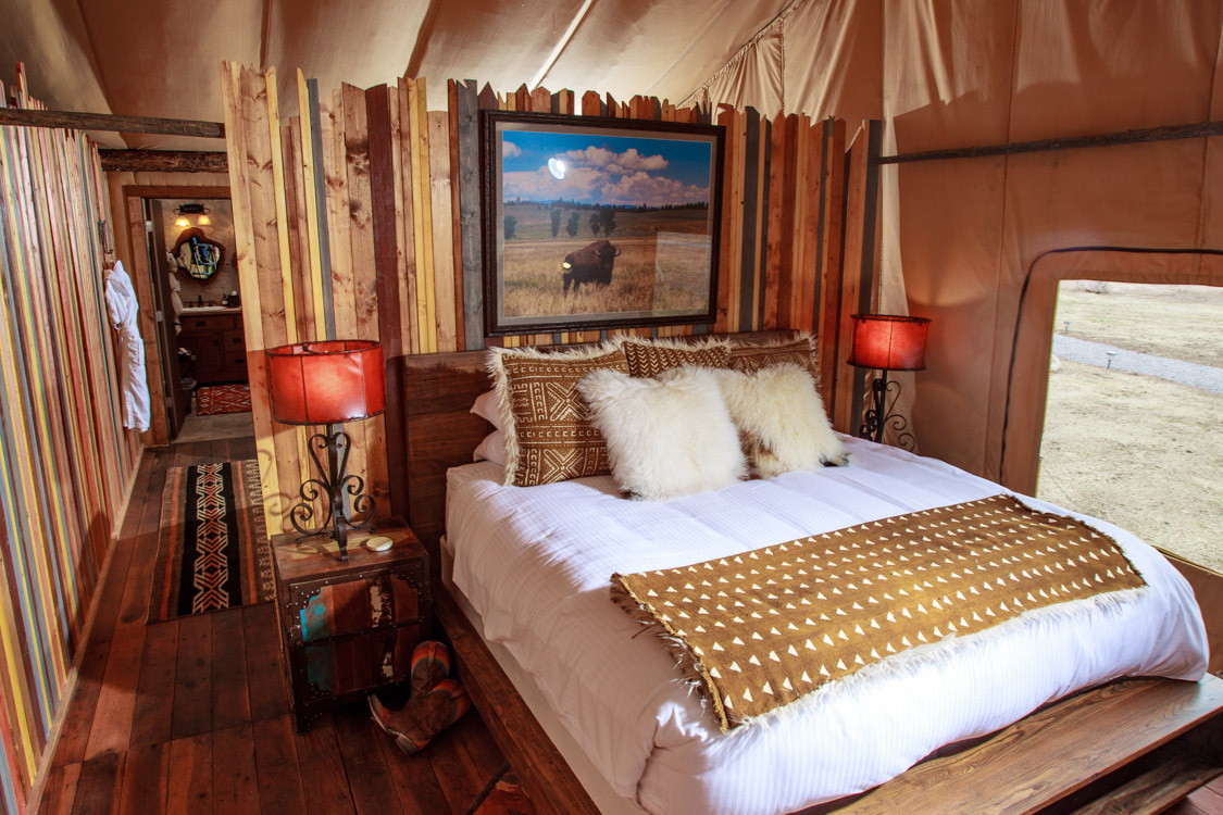 The Resort At Paws Up In Montana, United States | Glamping com