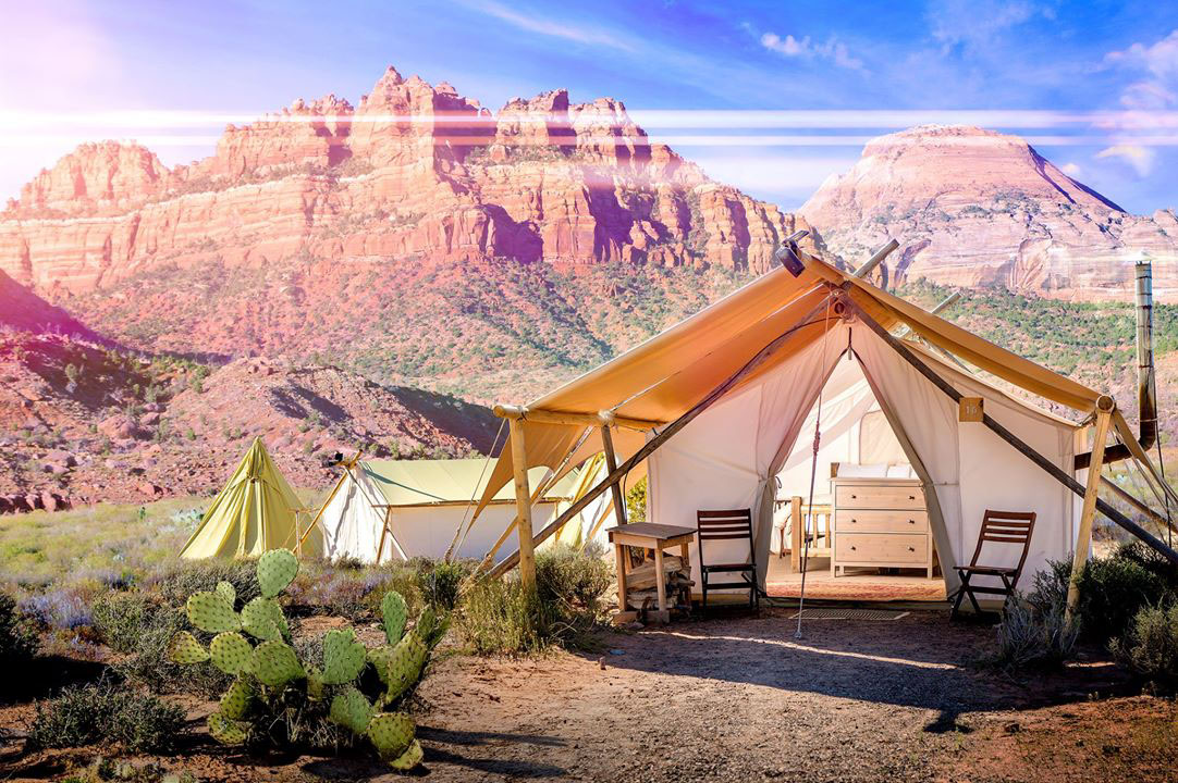 Glamping Destinations Information And Resources