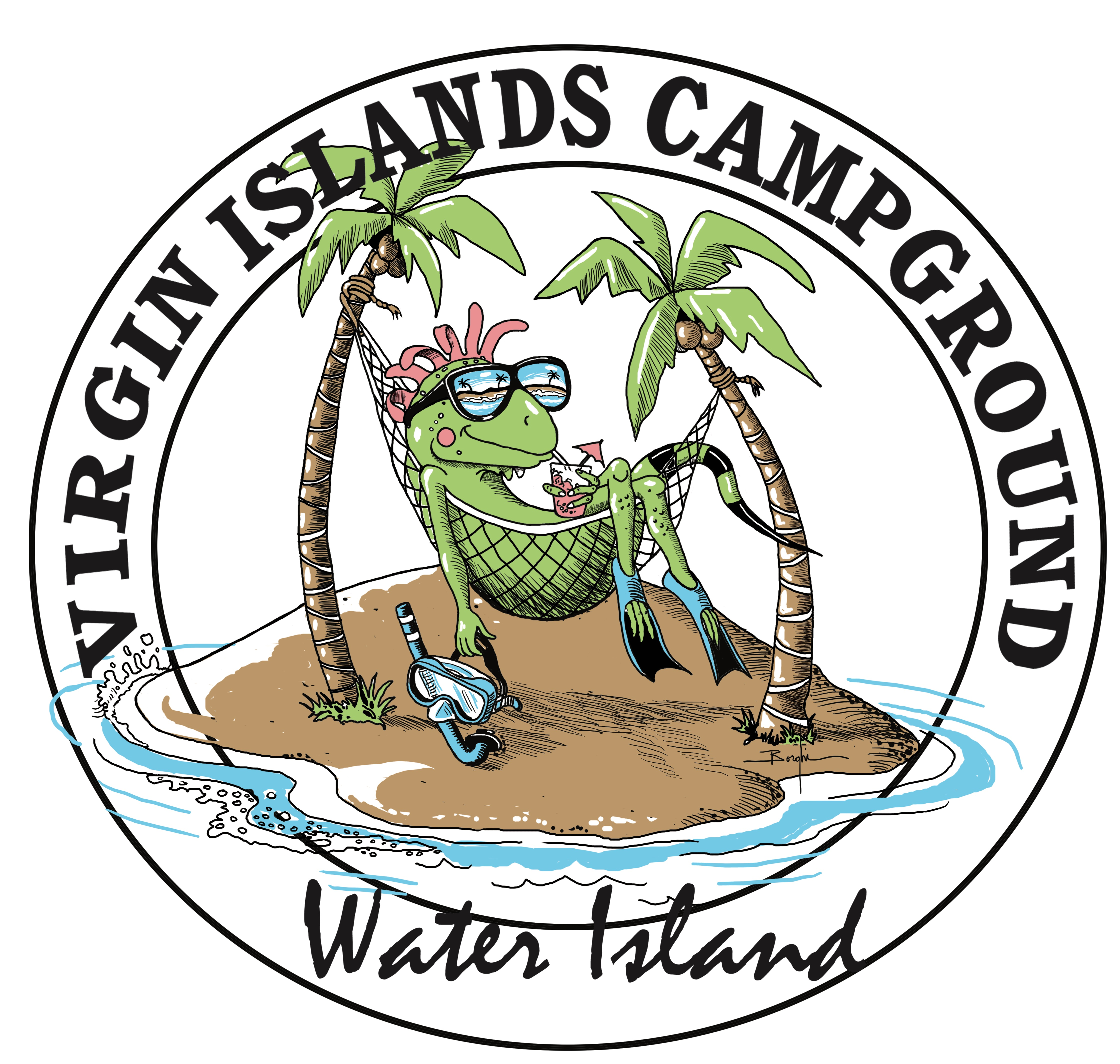 Virgin Islands Campground