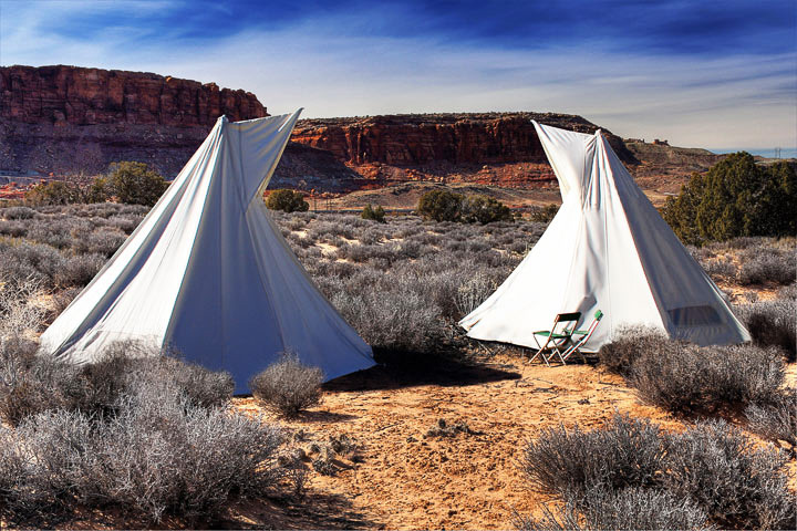& Moab Under Canvas | Glamping.com