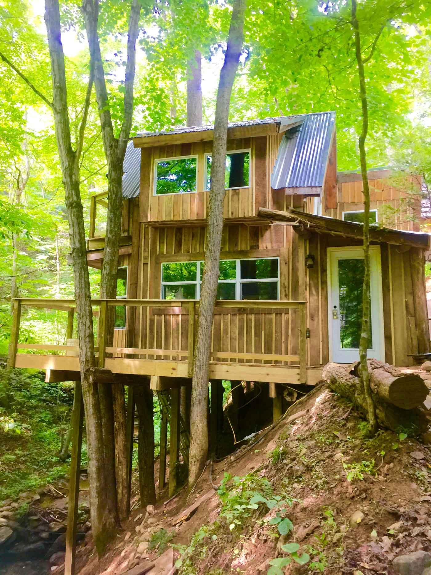Sugar Creek Treehouse