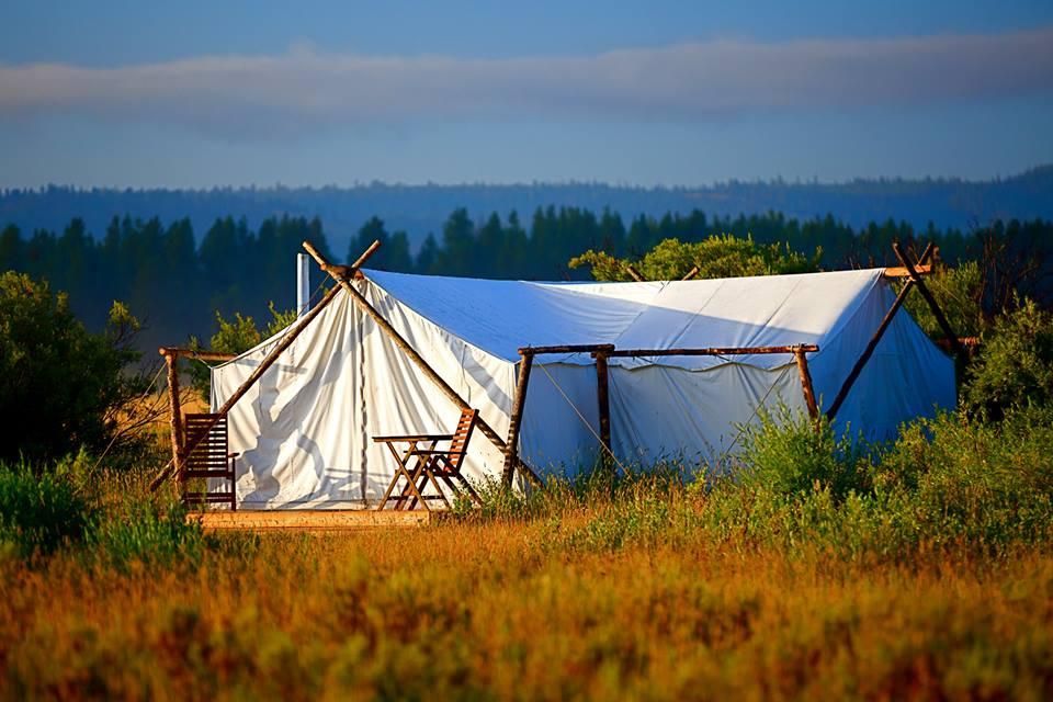 Under Canvas Yellowstone Glamping Com